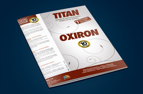 Esmalte antioxidante OXIRON